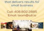website design and development company