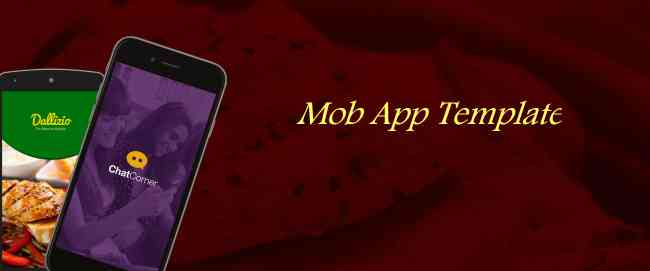 Best iOS Mobile  Apps Template @ 99$