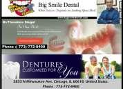 Local dentures in chicago