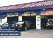 Best auto care service center in ca - smog check san diego, diagnostic, repairing center