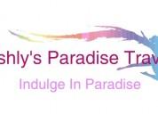 Ashly's paradise travel