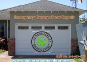 Garage door repair service dallas, tx 75244