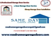 Garage door opener repair services cypress, tx only @ $26.95