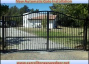 Safe gate installation | same day service | starting price $26.95
