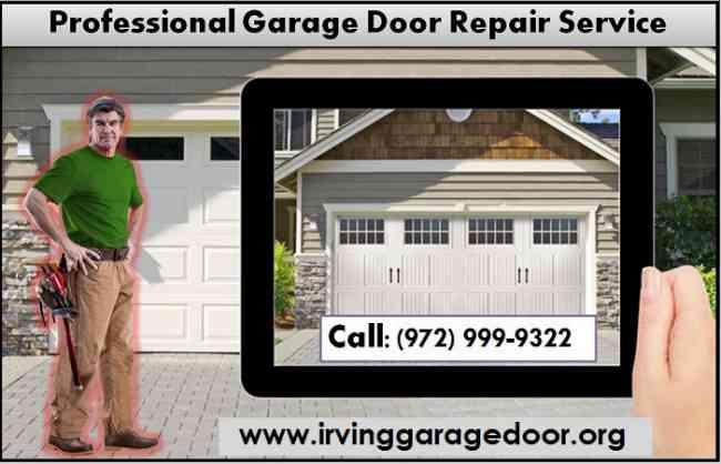 Discount Rate on Garage Door Spring Replacement in Irving, Dallas