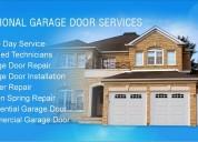 Garage door repair and installation starting $26.95 spring, houston