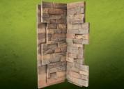 Panels decor cast concrete walls