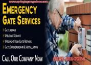 Residential gate repair & gate opener repair 77379 @ starting $26.95