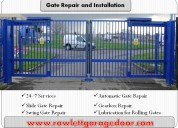 Starting $26.95 automatic gate repair and installation | call us (972) 232-7796 | same day service