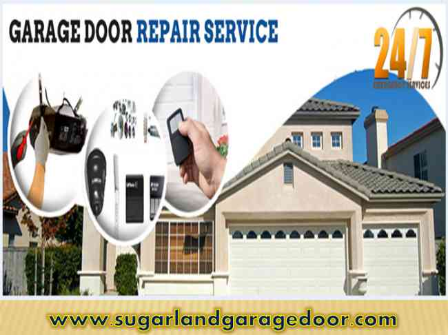 Providing Great Garage Door Repair Services 77498