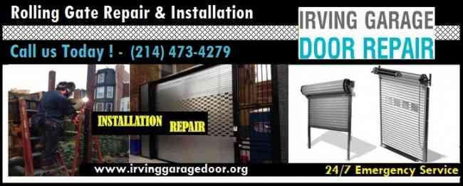 Garage Door Service in Irving   (972) 436-3794