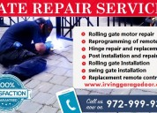 Garage door service in 75039| (972) 436-3794