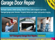 Call us (713) 481-7254 | garage door spring repair | spring, tx