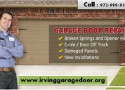Call now | garage door replacement 75039, texas