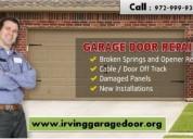 Call now | garage door replacement 75039, texas