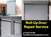 Experts in roll up doors repair in houston, tx