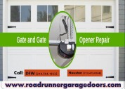 Reliable price for gate & gate opener repair in arlington, tx