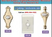 Door bell buttons | lighted pushbutton | door hardwares