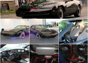 Knight rider turnkey kitt replica