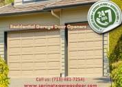 #1 garage door repair and installation company | spring, tx