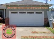 Top quality work of garage door spring repair in katy, tx