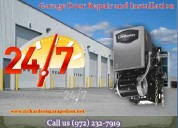 Top most quality new garage door installation company in richardson, tx