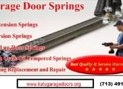 Are you finding #1 garage door repair in katy, tx?