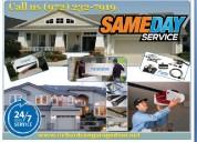 Most attractive garage door repair in richardson