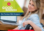 Hire a custom website design company