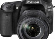 Canon - eos 80d dslr camera with 18-135mm is usm l