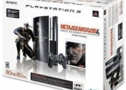 Sony ps3 metal gear solid 4 console backwards comp