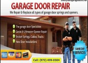 American best garage door repair company in plano