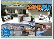 American #1 garage door repair company | richardso
