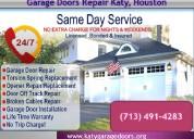 American top most garage door repair company   kat