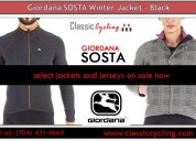 2018 summer sale on women's sosta jacket | cycling