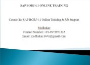 Sap business objects 4.2 online training in india