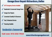 #1 garage door installation service provider