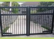 Driveway gates services