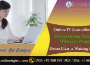 Devops online training|devops certification course