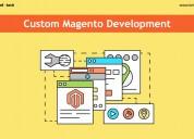 Custom magento development company