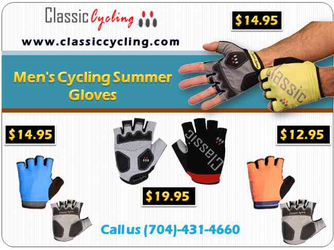 2018 Huge Clearance Sale on Cycling Summer Gloves