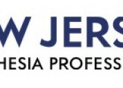 New jersey anesthesia groups