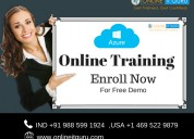 Azure online training | azure online course | it