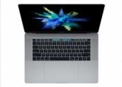 "Apple macbook pro 15"" 2017 i7 2.9 ghz mptt2ll/a i7"