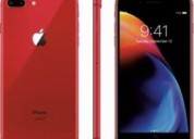 Apple iphone 8 plus 64gb - product red - gsm + cdm