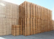 New and recycled wood pallets at garcias wood work