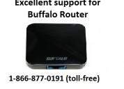 Buffalo router customer service for best solutions