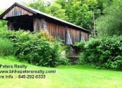 Land properties for sale liberty, ny