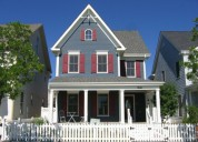 Contractor for exterior paint everett