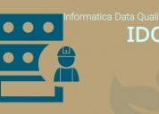 Informatic data quality training with live demo
